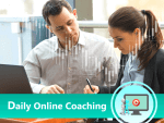 Daily Online Coaching FOREX
