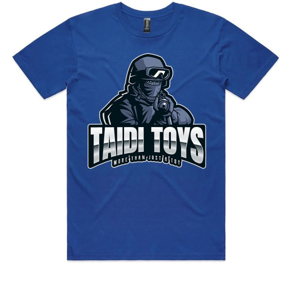 TAIDI More Than Just a Toy SOLDIER Kids Royal T Shirts