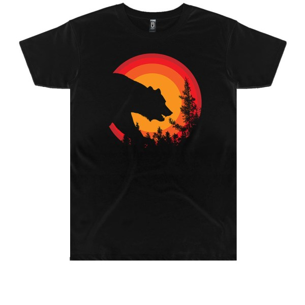 Bear in the Forest T-Shirt