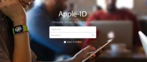 Phishing Apple-ID