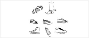 Symbolbild Schuhe