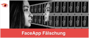 FaceApp Fälschung