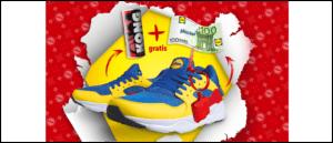 Lidl Sneaker Gewinnspiel
