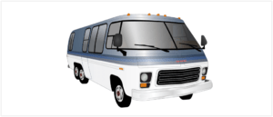 Reisemobil Wohnmobil Symbolbild