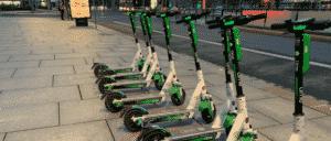 E-Scooter Artikelbild