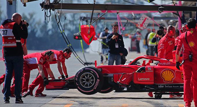 Formule 1 Regels