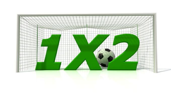 Voetbal wedden: Single Bet