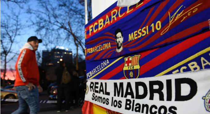 FC Barcelona – Real Madrid voetbal voorspellingen El Clasico bookmakers