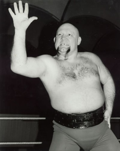 Crusher Mason Online World Of Wrestling