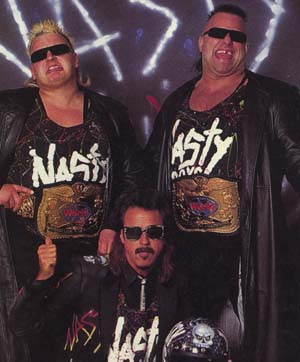 WCW vs WWF: The Nasty Boys | WrestleZone Forums