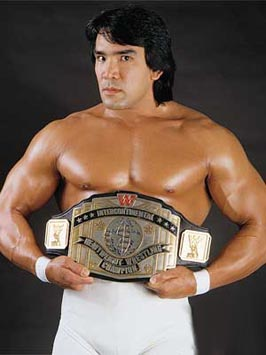 Ricky 'The Dragon' Steamboat from 1987