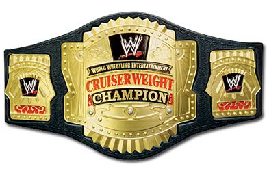 Wwe-cruiserweight-championship-belt