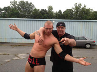 Scott and Cody Hall