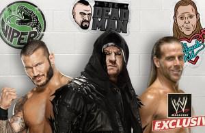 WWE names 2