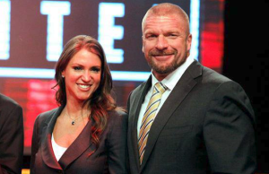 steph and HHH