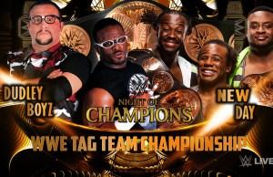 Tag WWE NOC