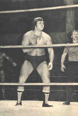 Mike George  Online World of Wrestling