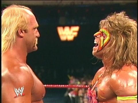 """""""The Ultimate Challenge"""" at WrestleMania 6"""