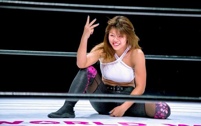 Hazuki - Online World of Wrestling