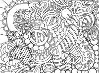 advanced coloring pages | Only Coloring Pages