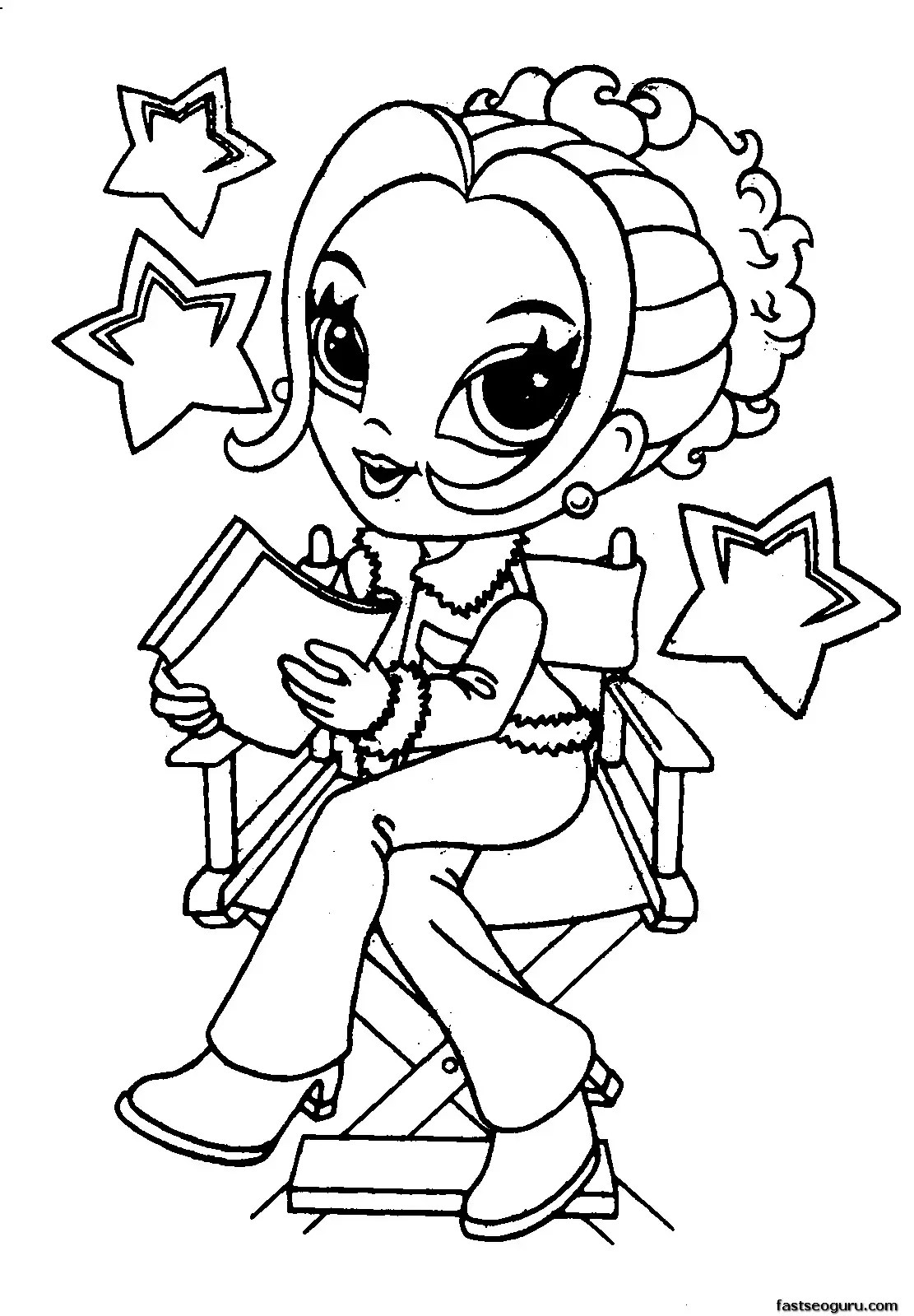 Coloring Pages For Girls 10 And Up