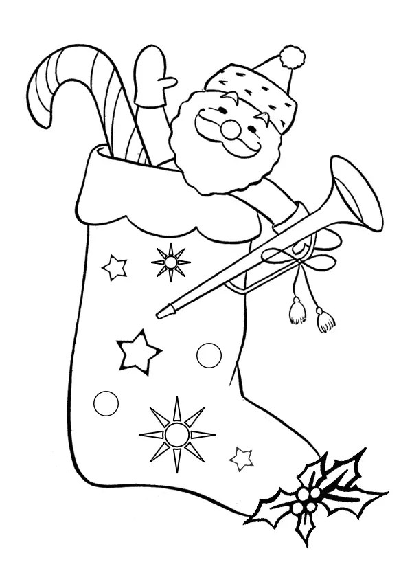 Christmas Colouring Pictures Only Coloring Pages