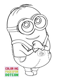 free printable minion coloring pages    PINTEREST free ...