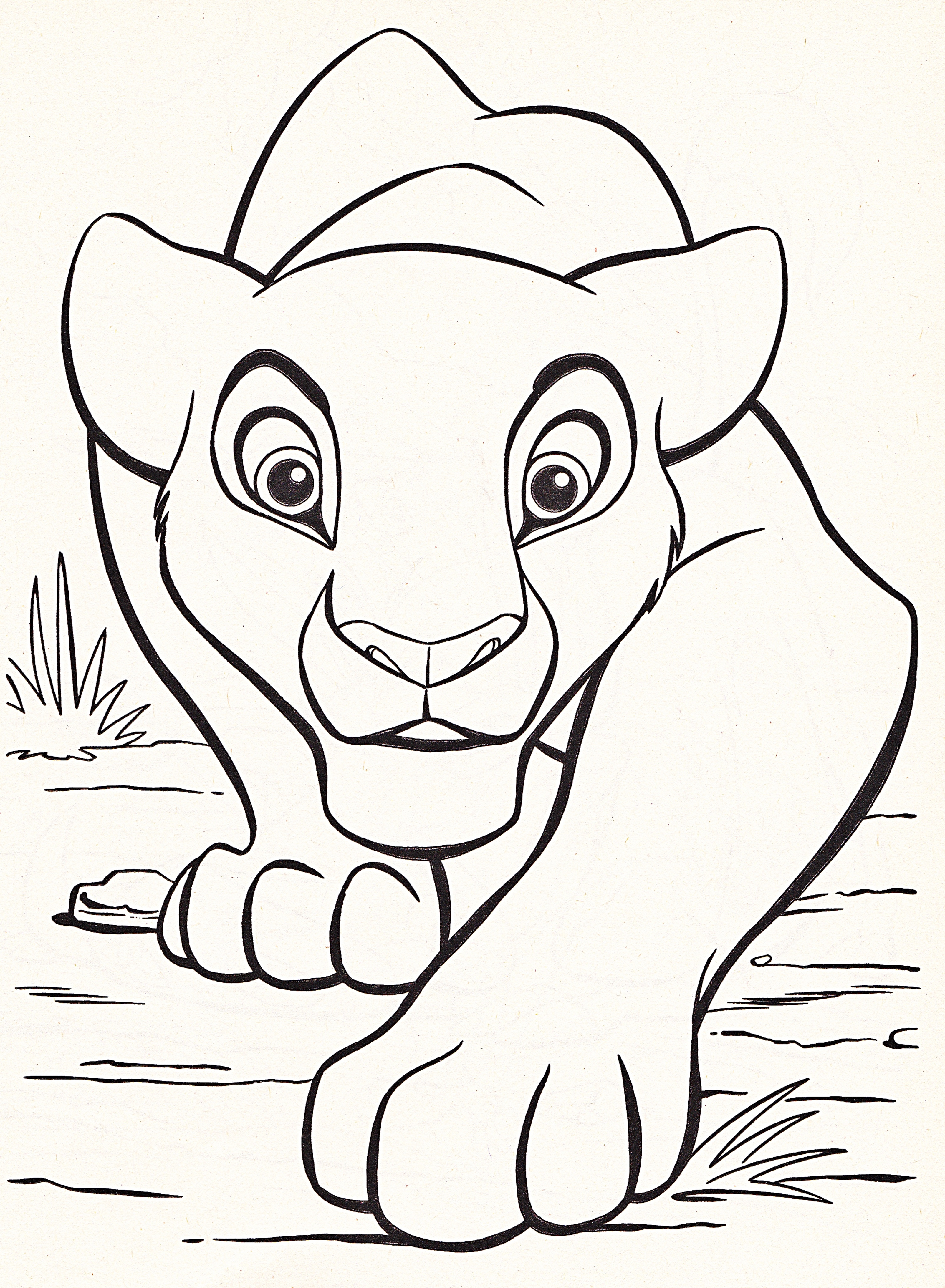 [LARGE] Disney Coloring Pages