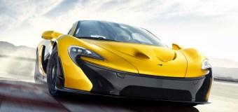 Πλήρη τεχνικά χαρακτηριστικά της McLaren P1