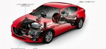 Η υβριδική έκδοση του νέου Mazda 3