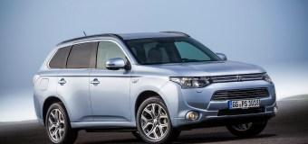 Νέα γενιά με το Mitsubishi Outlander PHEV