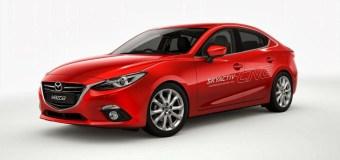 Mazda 3 με φυσικό αέριο