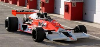 Δημοπρατήθηκε η McLaren του James Hunt