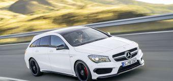 Mercedes CLA Shooting Brake από 29.620€