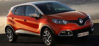 Ανακαλούνται 540 Renault Captur και Clio