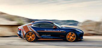 Η νέα Jaguar F – Type R στο Goodwood Festival