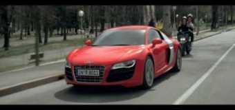 Video: Η εκδίκηση της Audi στη Ferrari