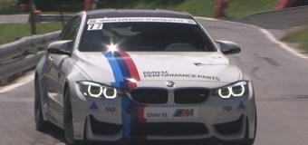 Video: Μια BMW M4 Coupe στις Άλπεις