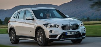 BMW X1 από 32.500€