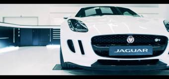 Video: Η άγρια Jaguar F – TYPE SVR