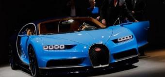 Γενεύη η έκθεση των Super Car