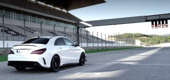 Video: Mercedes – AMG CLA και AMG CLA Shooting Brake