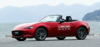 1.000.000 Mazda MX – 5