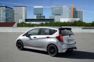 nissan note black edition 2