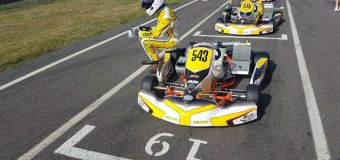 Διπλή ελληνική παρουσία στο Παγκόσμιο Πρωτάθλημα Karting