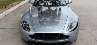 Νέα Aston Martin Vantage