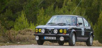 Τα αποτελέσματα του 1ου Classic Rally