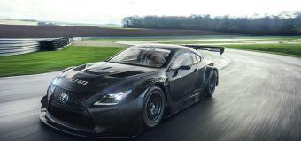Το νέο αγωνιστικό της Lexus