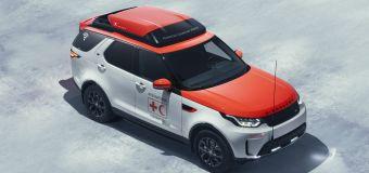 Το ειδικό Discovery της Land Rover για τον Ερυθρό Σταυρό
