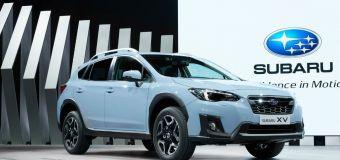 Η νέα γενιά του Subaru XV